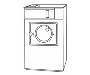 業務用全自動洗濯機