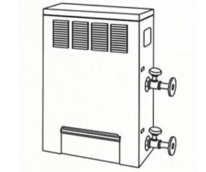 スチーム暖房器
